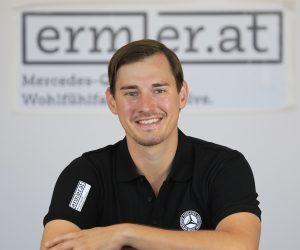 Geschäftsführer Erich Ermler