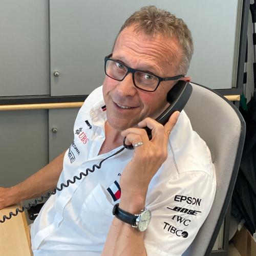 Martin Hilmbauer - Mercedes Benz Nutzfahrzeuge